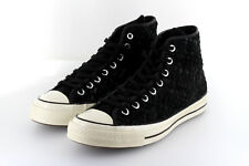 Converse Chuck Taylor AS Hi 70s Black Woven Limited Edition Leder 42,5 /43,5 US9