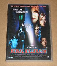 SERIAL KILLER.COM - DVD FILM