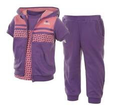 New Lovely Lonsdale Purple 3pcs Clothing Set for Girls size 1.5-2years