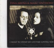 Tina Arena&Marc Anthony-I Want To Spend My Lifetime cd single