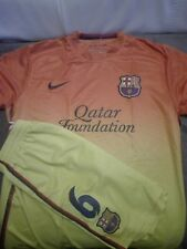 Maillot FC Barcelone + Short Taille M