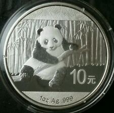 New Listing2014 China 10 Yuan Silver Panda in Mint Capsule