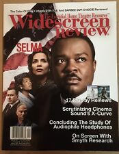 Widescreen Review Selma Blu-ray Audiophile Headphones Apr May 2015 FREE SHIPPING