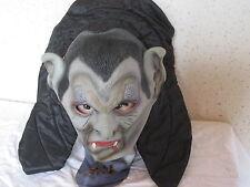 Masque souple de monstre vampire taille adulte