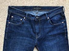 BALDESSARINI Herren Jeans Regular Fit 16501 Jack, Blau, Gr. 36/34 - NEU!