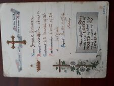 Parish Church Confirmation Certificate 1936