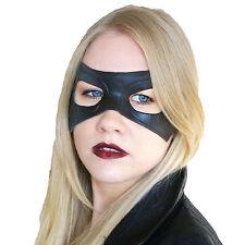 BLACK Canary Maschera Costume Cosplay Freccia Cat Harley Quinn Donna Wonder Laurel