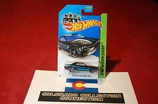 Hot Wheels - 08 Dodge Challenger Srt8 - 2013 Hw Workshp 227/250 1:64 Black