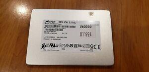 Micron MTFDDAK7T6QDE-2AV1ZABYY 8TB 2.5in Solid State Drive
