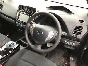 2014 Nissan Leaf sat nav