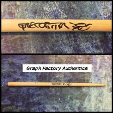 GFA Buddy Rich Band * GREGG POTTER * Signed Autographed Drumstick AD1 COA