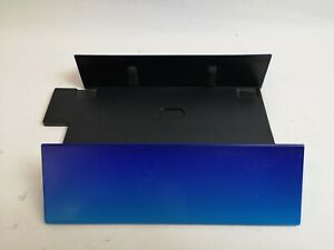 Official SONY PlayStation 2 Blue Vertical Stand SCPH-10220 PS2 Fat JAPAN