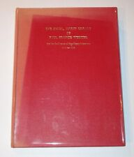 The Small Select Library of Paul Francis Webster, 1299 - 1899, *SIGNED*