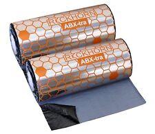Reckhorn ABX-tra Alubutyl Dämmmaterial 2 Rollen à 40cm x 6,25m=2,5m² SPARPAKET