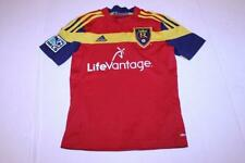 Youth Real Salt Lake YS MLS Soccer Jersey Adidas ClimaCool