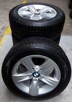 4 BMW Winterräder Styling 391 3er F30 F31 F36 BMW 225/55 R16 95H M+S ALUFELGEN