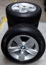 4 BMW Winterräder Styling 391 3er F30 F31 BMW 225/55 R16 95H M+S ALUFELGEN
