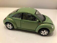 Burago 1998 Volkswagon New Beetle Die Cast Car 1:24