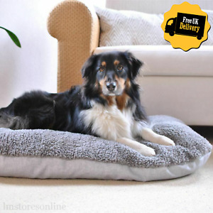 Pawz & Pepper Denver Ortho Dog Bed Cushion Mattress Orthopaedic Washable - Grey