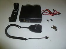 Motorola Radius Gm300 465-490 Mhz Uhf 40 Watt Two Way Radio w Mic M44Gmc29C4Aa g