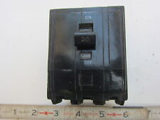 Square D Qo330 3P 30A 240V Circuit Breaker, Used