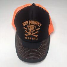 Gas Monkey Garage Hat Orange