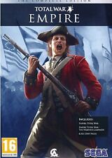 Empire Total War The Complete Edition w/The Warpath Campaign and All Unit Packs