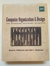 Computer Organization and Design : The Hardware/Software Interface by David A...