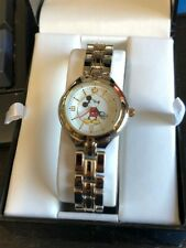 DISNEY MICKEY MOUSE WOMENS WATCH by M.Z.BERGER 67Y2 MCK167 245 PC21 W/ CASE