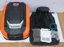 Cour Force X60i Tondeuse-Robot Avec App-Steuerung, Batterie Pour Jusqu À 600m²,
