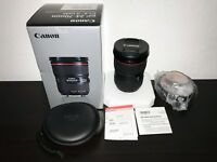 NEW Canon EF 24-70mm f/2.8L II USM Lens Canon Digital Camera USA WARRANTY CARD!