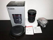 NEW Canon EF 24-70mm f/2.8L II USM Lens Canon Digital Camera USA WARRANTY CARD!