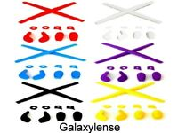Galaxy Replacement Rubber Kit For Oakley Juliet Sunglasses Multi-Selection