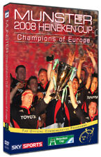 Munster Rugby: Champions of Europe 2008 DVD (2008) Munster Rugby cert E