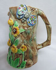 Radford Pottery Butterfly Vase rb521