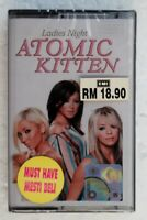 Ladies Night by Atomic Kitten Rare 2003 Malaysia Cassette Brand New Sealed