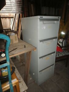 Filing cabinet. Hi Strength 4 drawer filing cabinet