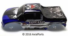 Redcat Volcano EPX / Pro / S30 RTR Body Blue/Black 1/10 Monster Truck 88021BB