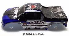 Redcat Volcano EPX / Pro / S30 RTR Body Blue/Black 1/10 Monster Truck 88021BB
