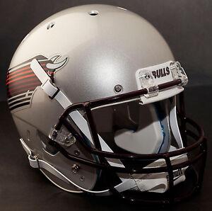 JACKSONVILLE BULLS 1984-1985 Authentic GAMEDAY Football Helmet USFL