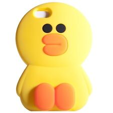 ^ BACK CASE 3D Schutzhülle Hülle Tasche Silikon Ente 2 Gelb Samsung Galaxy S3
