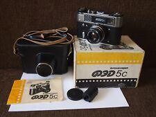 Rangefinder camera FED 5C INDUSTAR-61L/D 55mm f/2,8 Lens EXC!