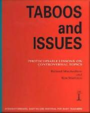 Taboos and Issues: Photocopiable Lessons on Controversial Topics (LTP Instant Le