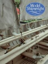 MODEL SHIPWRIGHT: 141, Models, General, General AAS, Paperback, Printed Books, J