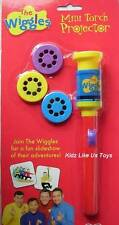 ~ Wiggles - TORCH PROJECTOR with 3 DISKS
