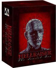 HELLRAISER: THE SCARLET BOX (Doug Bradley) - BLU RAY - Region A - Sealed
