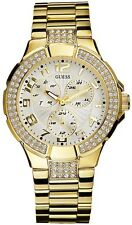 **BRAND NEW** GUESS LADIES CRYSTAL PRISM WATCH- G13537L I14503L1 - RRP £179
