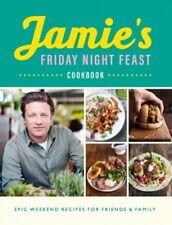 Jamie's Friday Night Feast Cookbook by Jamie Oliver NEW