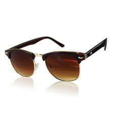 Fashion Retro Design Womens Mens UV400 Sunglasses Outdoor Sports Glasses