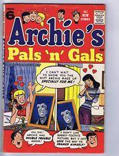 Archie's Pals 'n' Gals #6 Archie Pub 1957-58